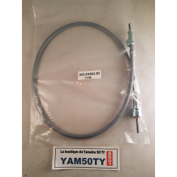 Cable compteur Yamaha 50 TY