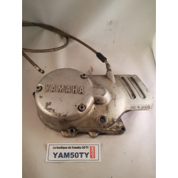 Cover, Crank case Yamaha 50 TY