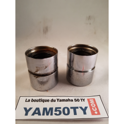 2 X Outer Nut Comp Yamaha...